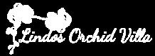 Lindos Orchid Villa white logo
